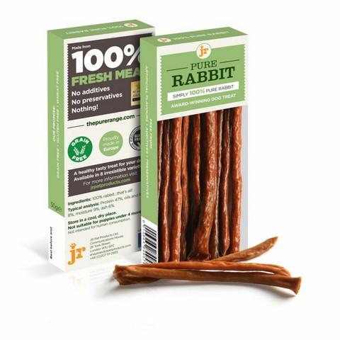 JR Pet Meat Sticks jänistikku, 50g