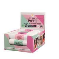 Pure Pate Variety Pack – lohi-lammas-nauta, laatikko sis. 12 x 200 g