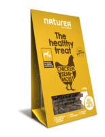Naturea Treats Dog - Kana (puolikostea)