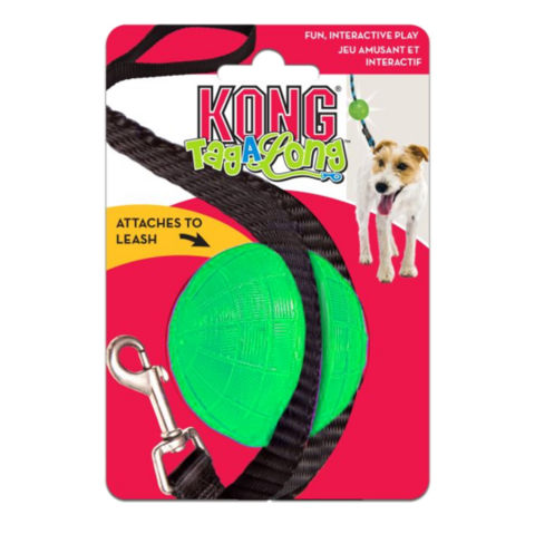 Kong TagALong Ball Medium