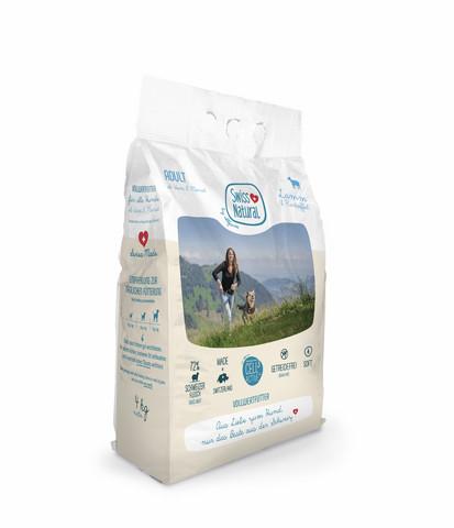 Swiss Natural, lammas 4kg
