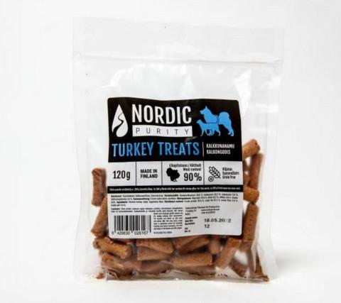 Nordic Purity Kalkkunanamu 120 g
