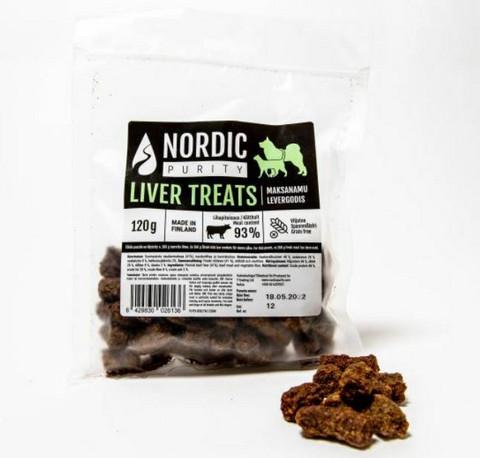 Nordic Purity maksanamu 120 g