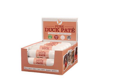 JR Pet Pure Ankkapatee, 400g