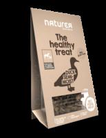 Naturea Treats Dog - Ankka (puolikostea)