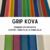 GRIP-hihna, pituus: 2m (lev. 15 & 20mm / materiaali: kova)