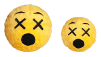 FabDog Cross Eyed Emoji