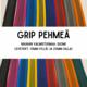 GRIP-hihna, pituus: 2m (lev. 15 & 20mm / materiaali: Pehmeä)