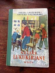 Neljäs lukukirjani, Inkeri Laurinen-Antero Valtasaari, 1958