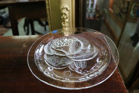 Pioni lautanen design Oiva Toikka, kaksi kokoa
