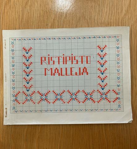 Ristipistomalleja, Ilona Jalava, WSOY 1936