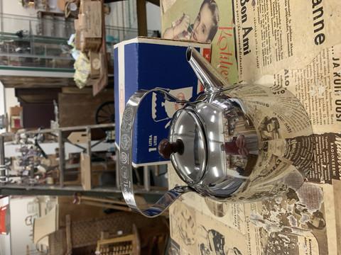 El Rodin 1 litran käyttämätön teräspannu, kotimainen