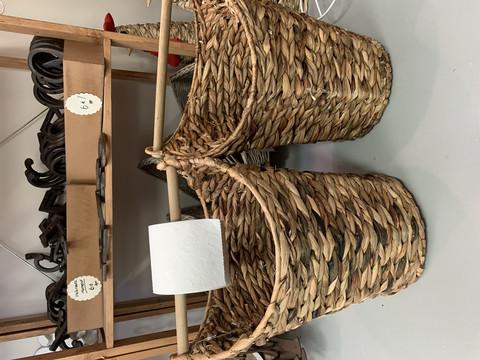 Kori WC-papereille Chic Antiquelta, paperipidike puuta