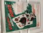 Vanha käyttämätän elokuvajuliste: Viidakon valkoinen Pongo