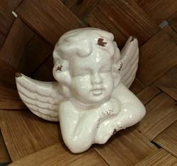 Uusvanha, krakkeloitunut enkeli