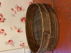 Vanha jauhosihti, antiikki, bohoa seinälle