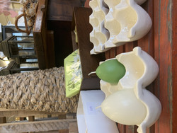 Keraaminen munakenno kuudelle munalle by Weiste