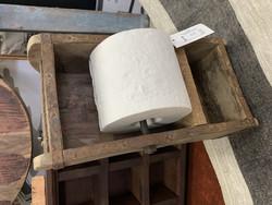 Rouhea wc-paperiteline vanhasta tiilimuotista, Chic Antique