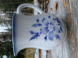 Arabia sininen maitokannu 1 l,