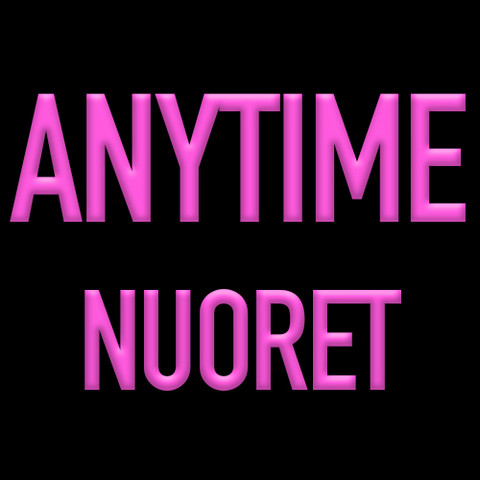 ANYTIME, JUNIORIT JA NUORET