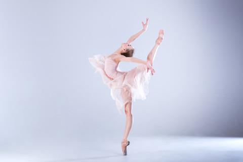 Baletti nuoret, keskitaso (su)