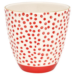 Kuppi dot red