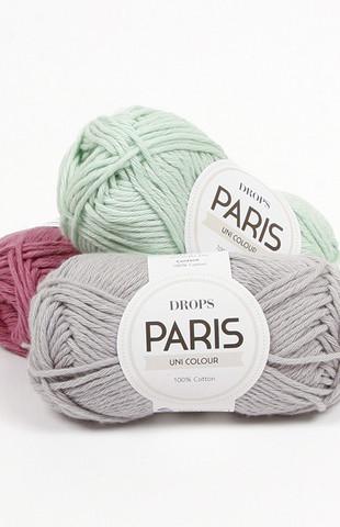 Drops Paris-puuvillalanka
