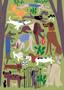 Kehvolan Dogpark- juliste 50x70