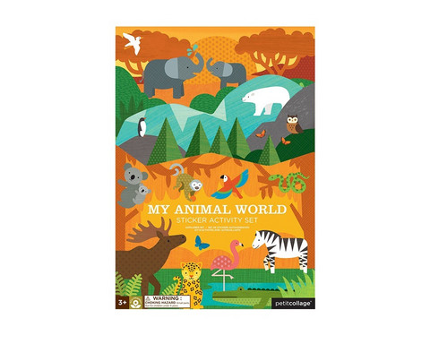 My animal world-siirtotarrat