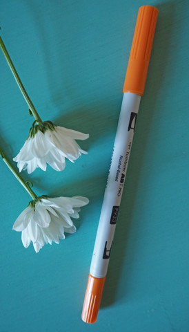 Tombow ABT pro nro. P933 orange