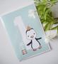 Syntymäpäiväkortti, 1-vuotias pingu