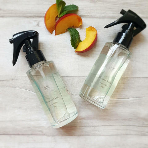 Huone spray, Nectarine & mint