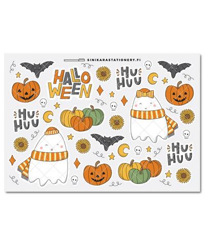 Halloween- kalenteritarrat