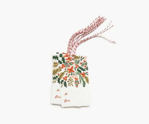 Winter berries-pakettikortit