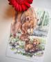 Karhut-postikortti