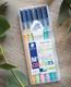 Triplus my pastel colors kuitukärki-tussit, 6 kynää