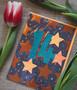 Kimaltavaa syntymäpäivää 14-vuotias 2-osainen kortti