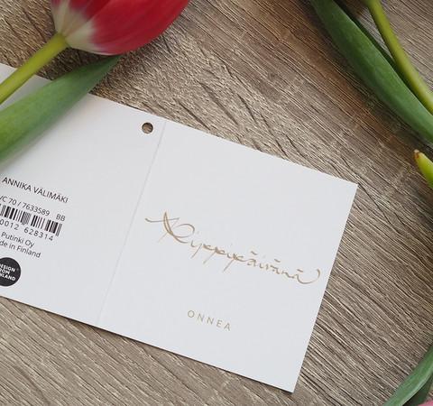 Rippipäivänä-pakettikortti