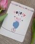 Sirkustemppuilija-postikortti