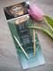 Bambu pyöröpuikot 40 cm 6.0 mm