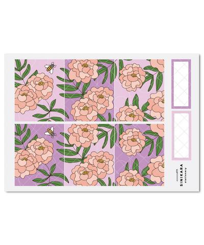 Once and floral-kalenteritarrat