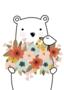Kukkia sinulle-postikortti