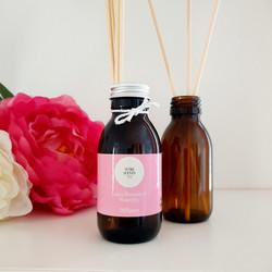 Huonetuoksu, Lotus blossom & waterlily