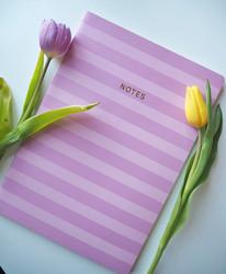 Notes-muistivihko A4
