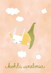Tuuliamoods Kohti Unelmia-kortti