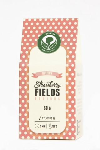 Strawberry fields-rooibos tee