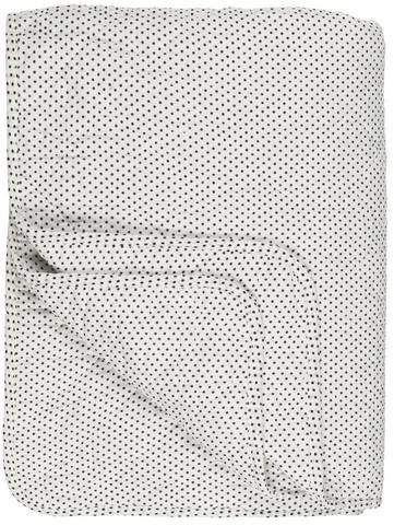Puuvillatäkki white dots