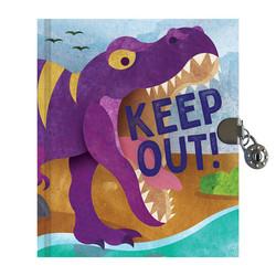 T-rex-päiväkirja lukolla