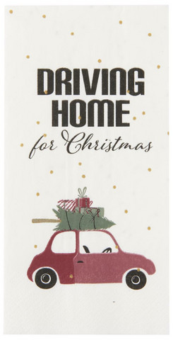Driving home-servetit, isot