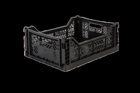 Aykasa-laatikko, Midi. Väri black